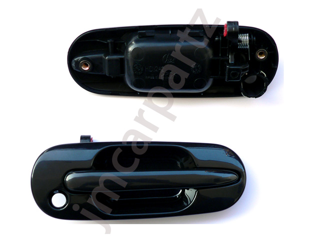 Front door handle right side compatible honda civic 1995 for 1997 honda civic window handle