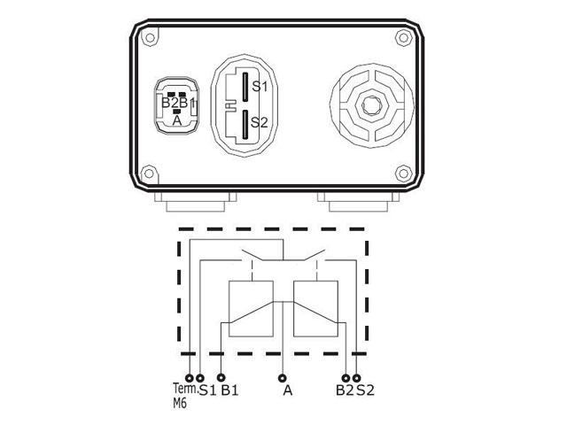renault megane mk1 1 9d 1 9dti 1 9tdi glow plug control unit relay module new