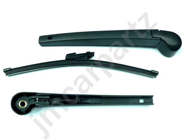 how to change wiper blades on audi a4 2006
